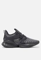 adidas Performance - Alphabounce Instint - core black / trace grey met. / grey four