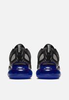 Nike - Air Max 720  - black-racer blue-reflect silver