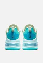 Nike - Air Max 270 React  - hyper jade / spruce / volt