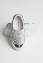 POP CANDY - PU sneakers - silver