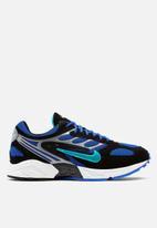 Nike - Air Ghost Racer - black/hyper jade-racer blue-wolf grey