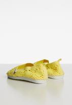 POP CANDY - Girls pump - yellow
