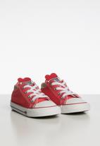 Converse - Chuck Taylor all star OX sedona sneaker - red