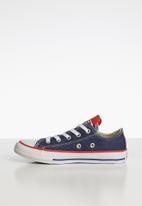 Converse - Chuck Taylor all star OX sedona sneaker - navy