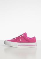 Converse - Chuck taylor all star one star active sneaker - fuchsia