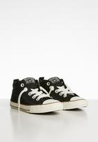 Converse - Chuck Taylor all star street style sneaker - black
