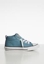 Converse - Chuck Taylor all star street  sneaker - mid blue
