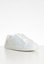 Call It Spring - Sauwia glitter sneaker - white
