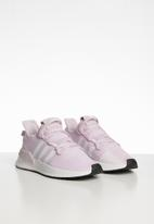 adidas Originals - U path run - pink & white