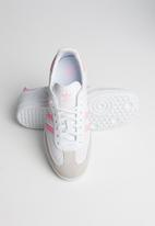 adidas Originals - Samba og j - white & pink
