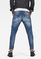 G-Star RAW - Revend skinny-elto azure superstretch jeans - blue