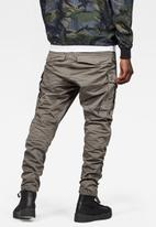 G-Star RAW - Rovic zp 3d tapered - grey