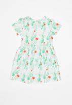 name it - Deagne short sleeve bodydress - multi