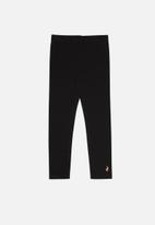 POLO - Girls victoria classic legging - black