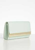 Call It Spring - Orchardloan clutch bag -  green