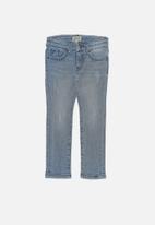 POLO - Chloe skinny jeans - blue