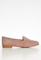 edit - Core comfort loafer - blush
