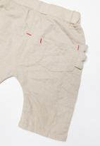 POP CANDY - Boys shorts - beige