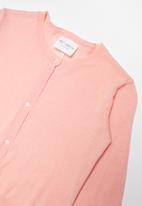 POP CANDY - Lightweight cardigan - pink