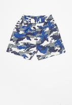 POP CANDY - Camo shorts - multi