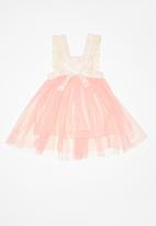 POP CANDY - Combo dress - pink