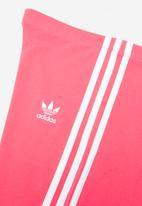 adidas Originals - Leggings youth  - pink & white