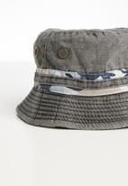 POP CANDY - Bucket hat- charcoal