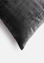 Grey Gardens - Charm cushion cover - wild dove