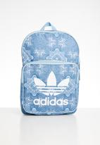 adidas Originals - Classic backpack - blue