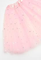 POP CANDY - Girls mesh skirt - pink