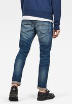 G-Star RAW - Slim joane 3301 stretch jeans - blue