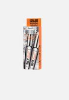 Benefit - Double deal lengthening mascara duo - black