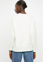 adidas Originals - Sweatshirt - cream