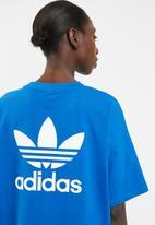 adidas Originals - Trefoil bluebird dress - blue