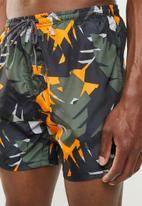 Brave Soul - Phoenix swim shorts - multi