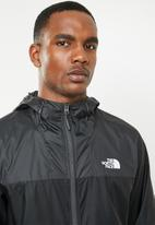 The North Face - Cyclone hoodie - black & grey
