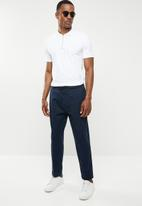 Levi's® - Pull on tapered pants - navy