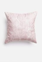 Grey Gardens - Genoa cushion cover - rose
