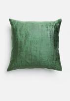 Grey Gardens - Charm cushion cover - ivy