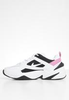 Nike - M2K Tekno - white-china rose-black