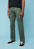 Superbalist - Tapered carpenter pants - green