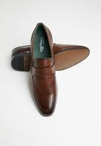 Gino Paoli - Marco slip-on loafer - brown