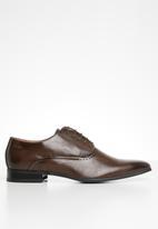 Gino Paoli - Aiden formal shoe - brown