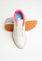 Reebok Classic - Reebok Classic NU - alabaster/cyan/pink/white