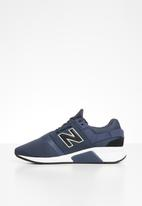 New Balance  - 247 youth sneaker - navy