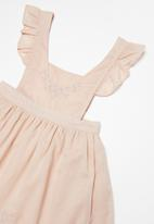 POP CANDY - Sleeveless dress - pink