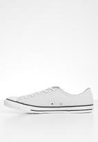 Converse - Chuck Taylor All Star dainty low top sneakers - grey