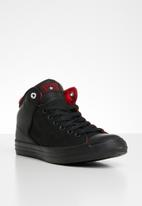 Converse - Chuck Taylor All Star high street space explorer - black & red