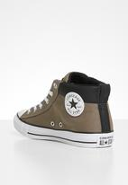 Converse - Chuck Taylor All Star street space explorer - mason taupe/white/black