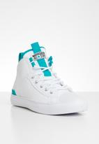 Converse - Chuck Taylor All Star ultra cons force - white/turbo green